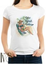 Дамска тениска Модел 1234 Summer