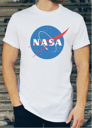 Мъжка тениска Модел NASA