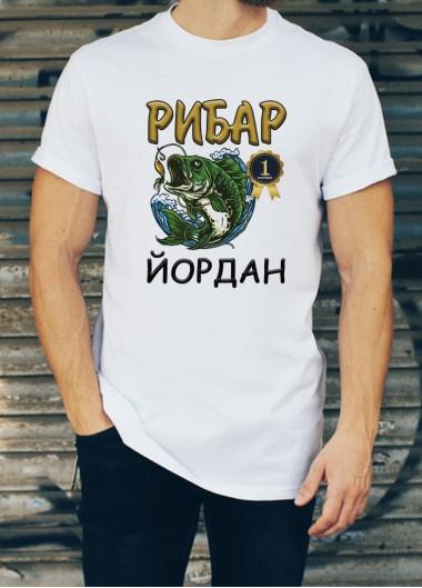 Мъжка тениска за Йордановден ID: 5