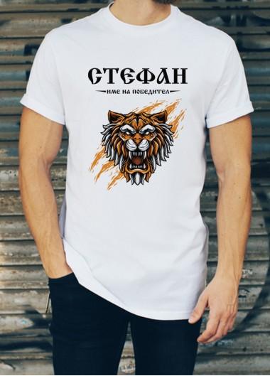 Мъжка тениска за Стефановден ID: 11
