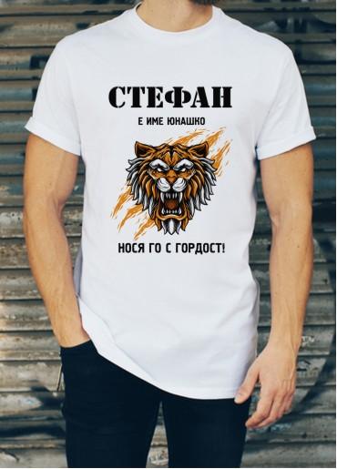 Мъжка тениска за Стефановден ID: 26