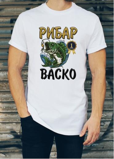 Мъжка тениска за Васильовден ID: 16