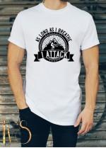 Мъжка тениска Модел 1VW