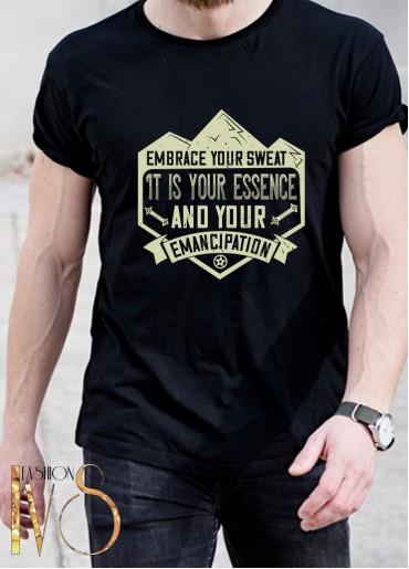 Мъжка тениска Модел 10VB