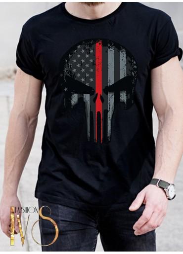 Мъжка тениска PUNISHER Модел 2