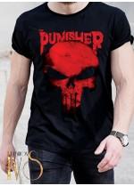 Мъжка тениска PUNISHER Модел 3