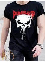 Мъжка тениска PUNISHER Модел 4
