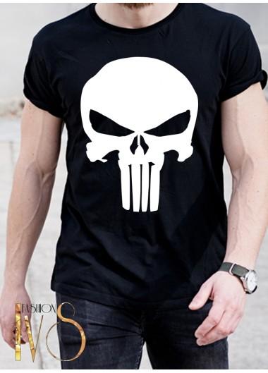 Мъжка тениска PUNISHER Модел 5