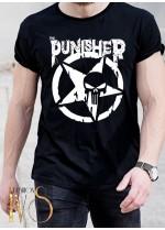 Мъжка тениска PUNISHER Модел 6