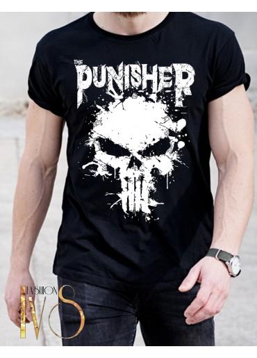 Мъжка тениска PUNISHER Модел 7