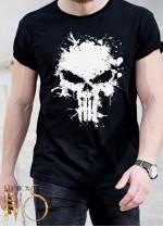 Мъжка тениска PUNISHER Модел 8