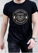 Мъжка тениска Модел 302FTB