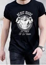 Мъжка тениска Модел 303FTB