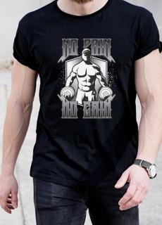 Мъжка тениска Модел 307FTB