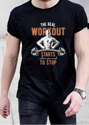 Мъжка тениска Модел 315FTB