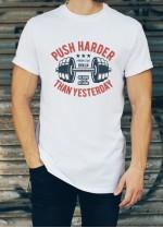 Мъжка тениска Модел 308FT