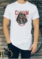 Мъжка тениска Модел CALIFORNIA RIDER