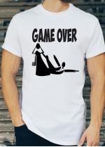 Мъжки тениски за ергенско парти Модел 5