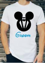 Мъжки тениски за ергенско парти Модел 19