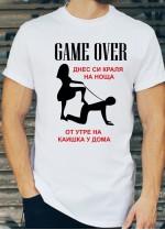 Мъжки тениски за ергенско парти Модел 20