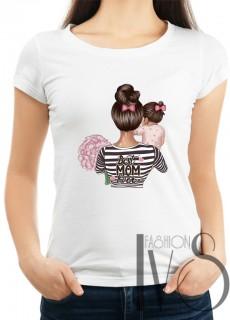 Дамска тениска Модел 1101
