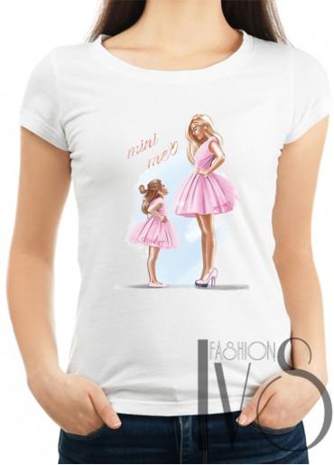 Дамска тениска Модел 1105