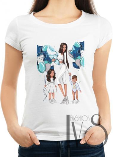 Дамска тениска Модел 906