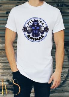 Мъжка тениска Модел 100FT