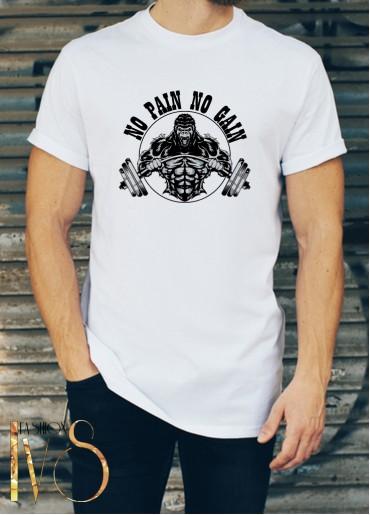 Мъжка тениска Модел 108FT