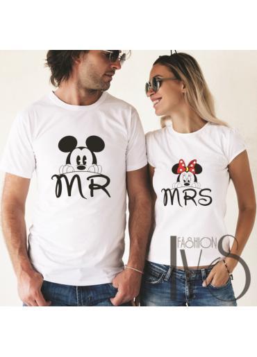Модел 12V Тениски за двойки