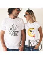 Модел 2V Тениски за двойки