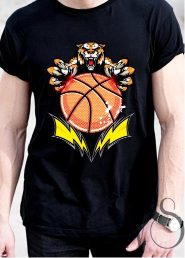 Мъжка тениска Модел 261EM