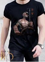 Мъжка тениска Модел 154EM