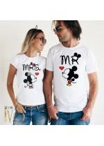 Модел 25V Тениски за двойки
