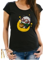 Дамска тениска PANDA