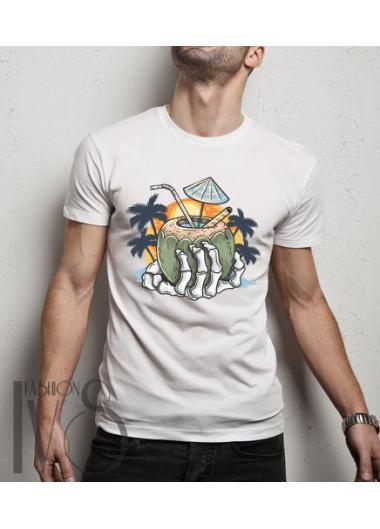 Мъжка тениска Модел 198T