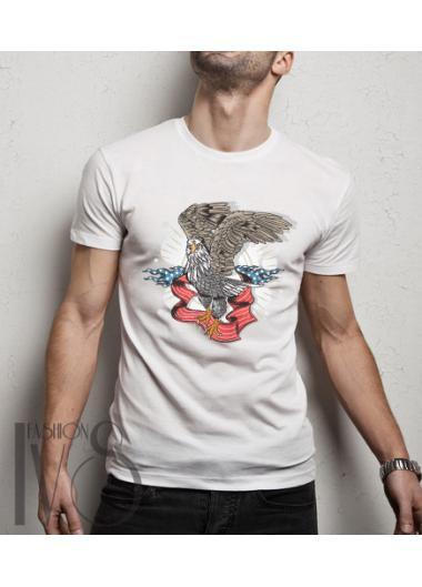 Мъжка тениска Модел 208T