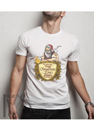 Мъжка тениска Модел 209T