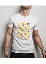 Мъжка тениска Модел 222T