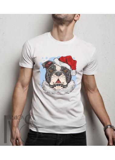 Мъжка тениска Модел 244T