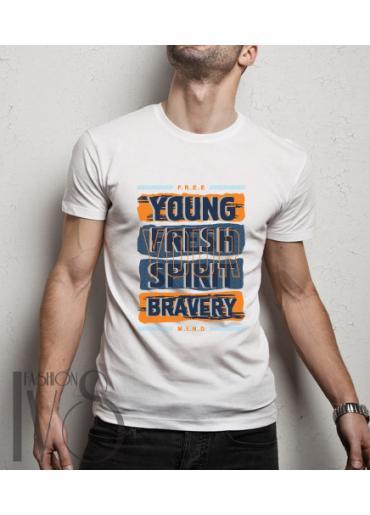 Мъжка тениска Модел 252T