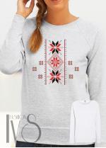 Дамска блуза с фолклорни мотиви Модел 49SF