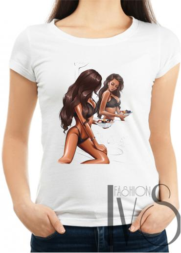 Дамска тениска Модел 915