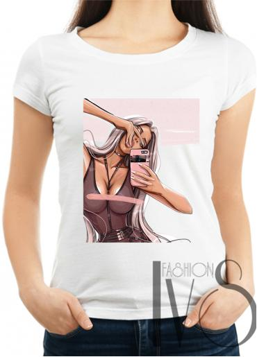 Дамска тениска Модел 922