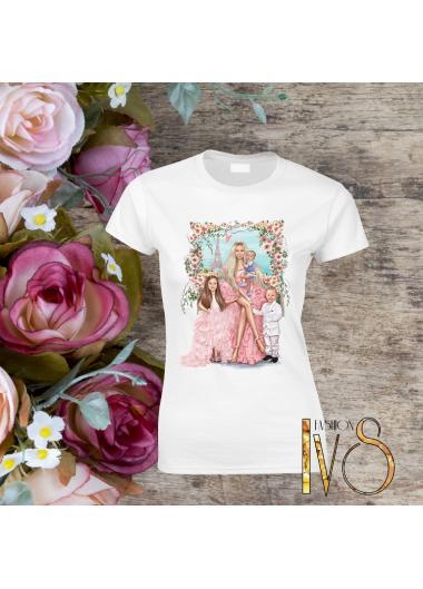 Дамска тениска Модел 264