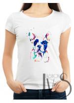 Дамска тениска Модел 654