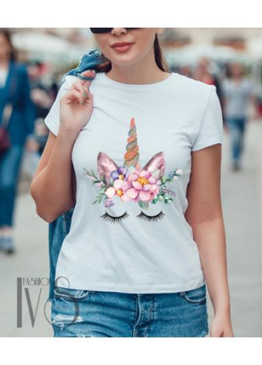 Дамска тениска Модел 659