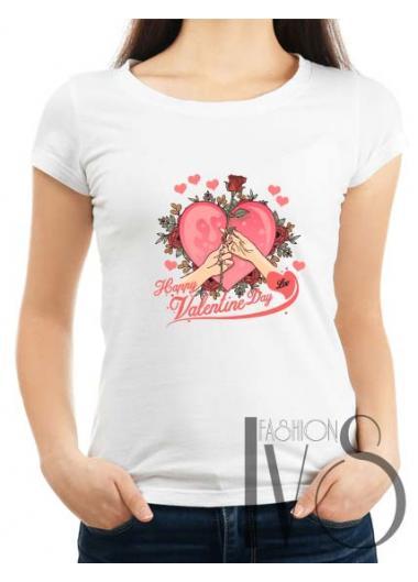 Дамска тениска Модел 763