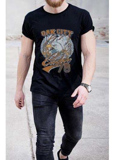 Мъжка тениска Модел 57EM