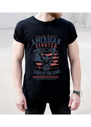 Мъжка тениска Модел 60EM